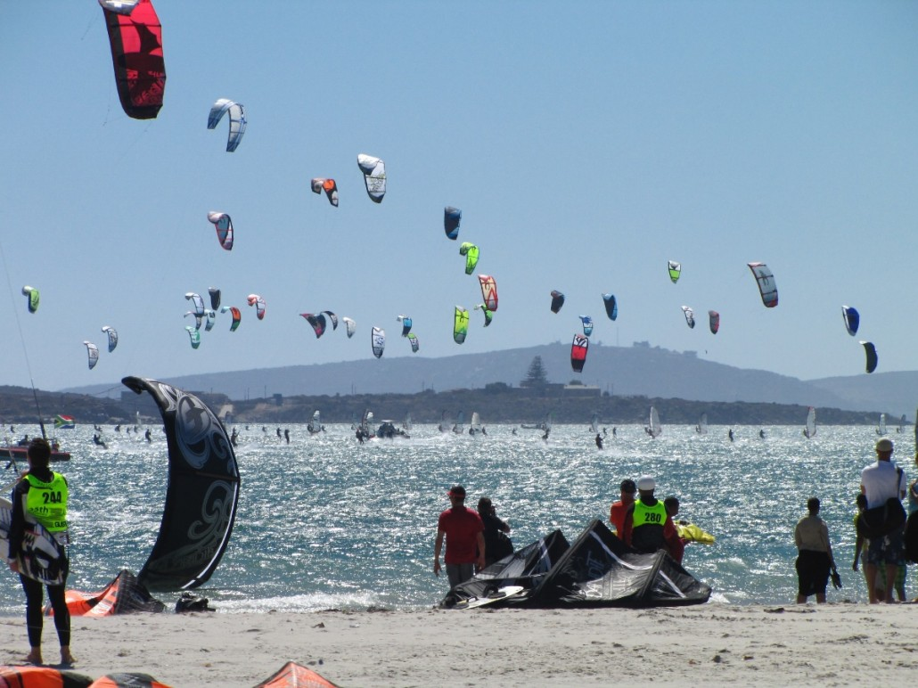 Kiteboarding Langebaan And Shark Bay Kitesurf