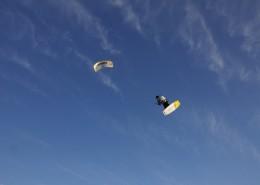 Kiteboarding El Gouna / Egypt