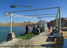 Cable Park Sliders El Gouna