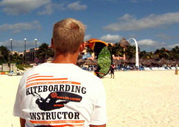 PDC Kiteboarding Instructor