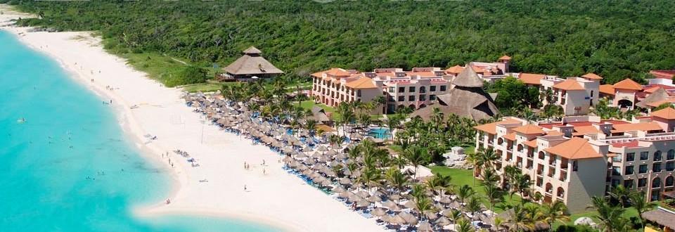 Hotel Sandos Playacar Beach Resort Playa Del Carmen